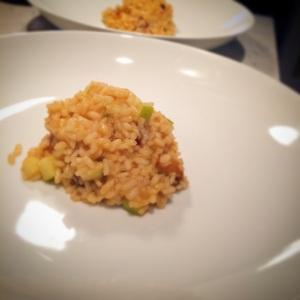 onion-apple-risotto