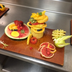 Team fruit platter 2