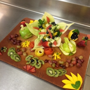 Team fruit platter 3