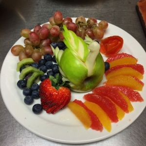 My fruit platter