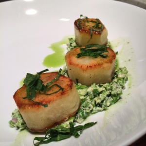 Looks just like real scallops!