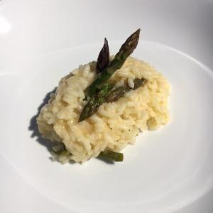 asparagus-risotto